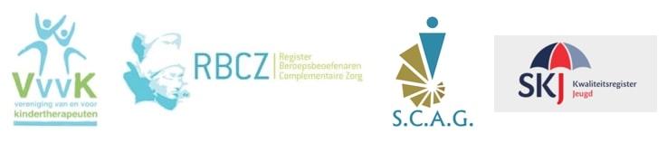 Logo's beroepsorganisaties